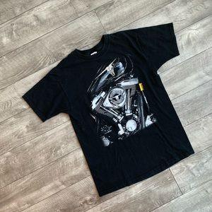 "Vintage Brooks & Dunn ""Run this"" t-shirt"